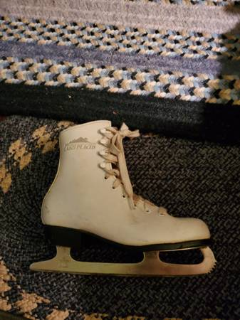 Photo Ice skates Ladies Lake Placid  men39s too - $12 (CASSOPOLIS, North of Granger, IN)