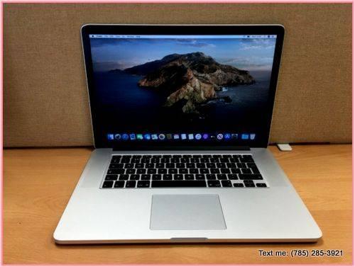 Photo MNJHYMACBOOK PRO 15in 2.8GHz Core i7 16GB Ram 1TB SSD 2015MNJ - $400 (kalamazoo)