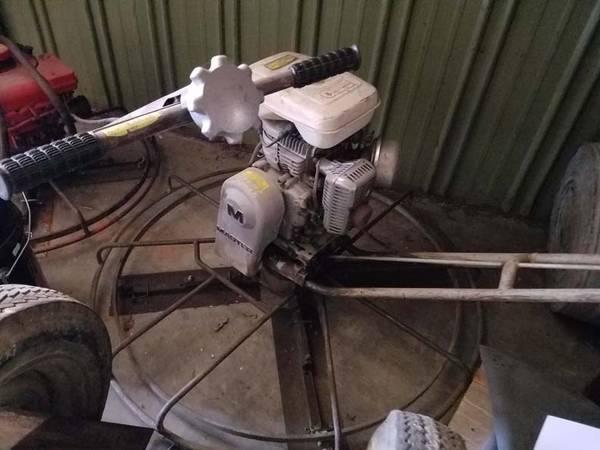 Photo Master 48quot trowel machine - $500 (Mottville)
