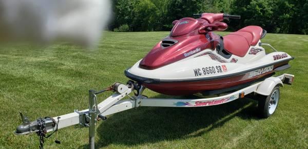 Photo Sea-Doo quotGTX LIMITEDquot 3 Seater Jet Ski - $3,995 (Grand Rapids area)