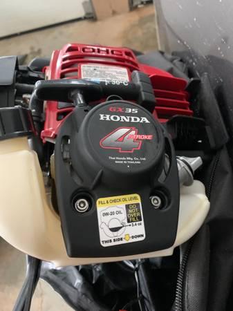 Photo Strikemaster Honda 35cc Lite 4 stroke Auger 8 inch Ultralight - $450 (Coldwater)