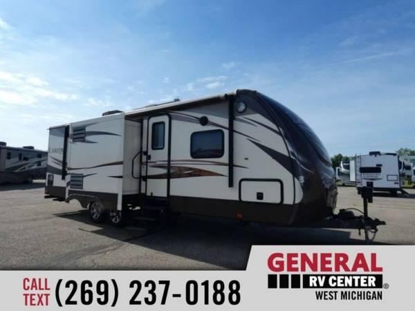 Photo Travel Trailer 2014 Keystone RV Laredo Super Lite 274RB - $22,995 (General RV - West Michigan)