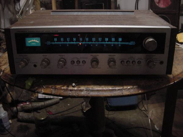 Photo Vintage Pioneer SX-626 Stereo Receiver,NICE - $235 (ColomaMichigan)