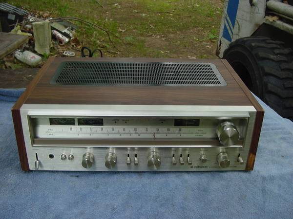 Photo Vintage Pioneer SX-780 Stereo Receiver - $350 (ColomaMichigan)