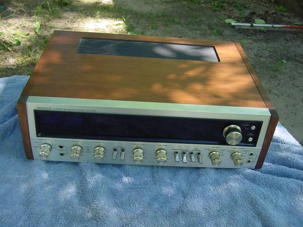 Photo Vintage Pioneer SX-828 Stereo Receiver 54 Watts Per Channel,NICE - $550 (ColomaMichigan)