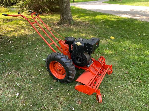 Photo Vintage Simplicity garden tractor - $750 (Coldwater)