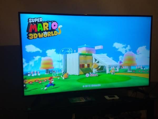 Photo Wii u 1  only price cut - $100 (St joseph michigan)