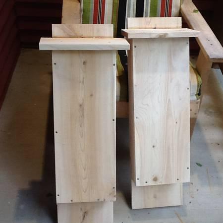 Photo Woodduck Wood Duck Boxes - $27 (Richland)