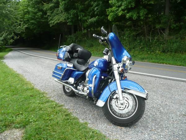 Photo 07 Harley Ultra Classic - $8,500 (Radford)
