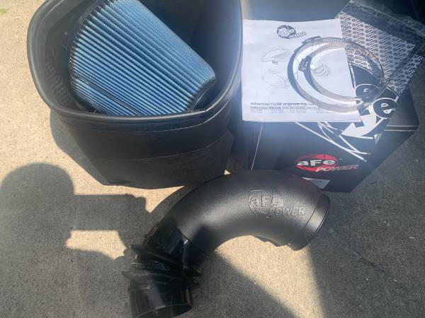 Photo 19-21 Ram 2500 3500 6.7 AFE Magnum FORCE Stage-2 Cold Air Intake Syste - $225 (kenna)