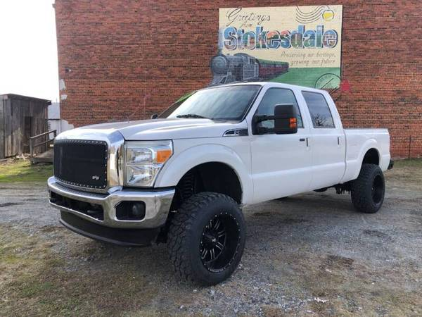Photo 2012 Ford F250 4x4 Lariat SOUTHERNTRUCK LIFTED - $25550 (PRIORITYONEAUTOSALES.COM)