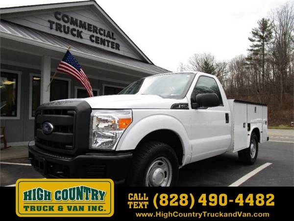 Photo 2013 Ford Super Duty F-250 F250 SD UTILITY TRUCK - $26,995 (_Ford_ _Super Duty F-250_ _Truck_)