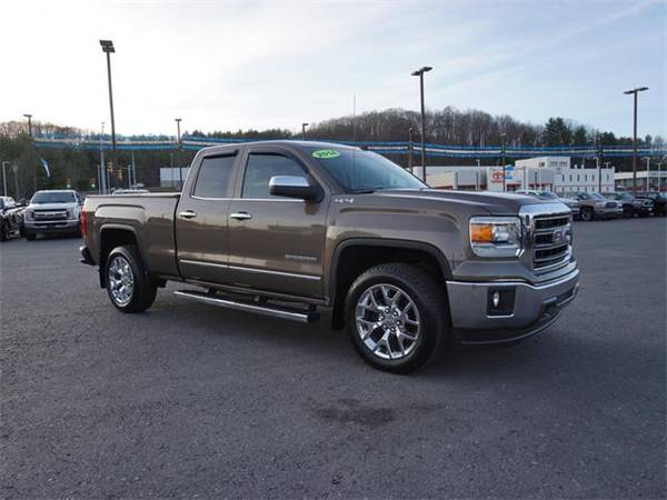 Photo 2014 GMC SIERRA 1500 truck SLT - Bronze (GMC_ SIERRA_ 1500_ truck_)