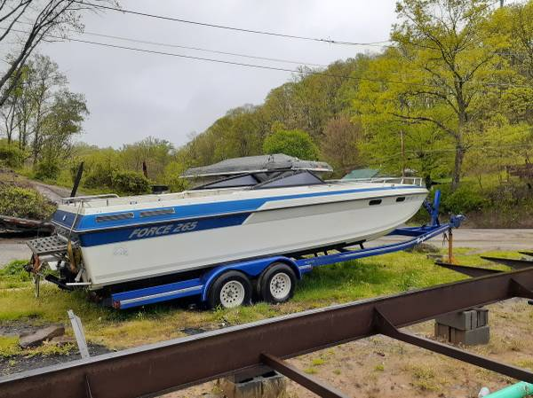 Photo Force 265 Baja - $3,000 (Cross lanes wv)