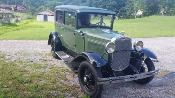Photo Ford 1930 tudor - $15,500 (Canvas)