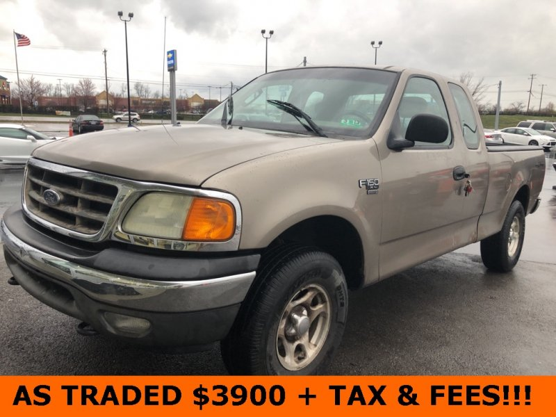 Photo Used 2004 Ford F150 XL for sale