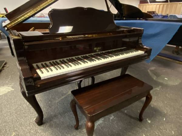 Photo WEBER WG-50 BABY GRAND PIANO- LIKE NEW FREE DELIVERY FIN. AVAILABLE - $4,750 (Atlanta  Free Delivery)