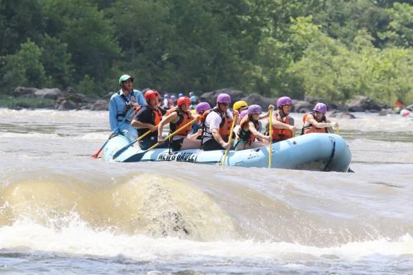 Photo White Water Rafting - $400 (Lansing, WVA)