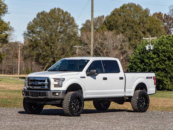 Photo 1 OWNER6 INCH LIFTED RCX 2017 FORD F150 4X4 5.0 COYOTE V8 MASSIVE - $30,194 (FORD GMC CHEVROLET TOYOTA DODGE RAM)