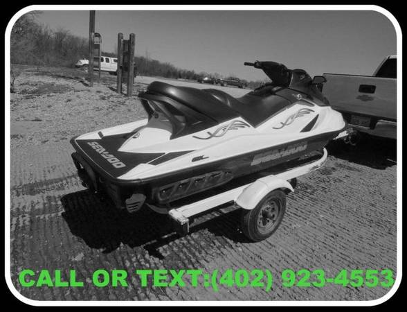 Photo 2005 Seadoo Speedster GTX - $1000 (southwest VA)
