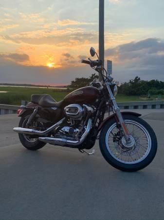 Photo 2008 Harley Davidson sportster 1200 - $3,500