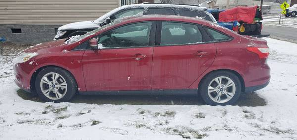 Photo 2014 Ford Focus SE - $6,300 (Clintwood)