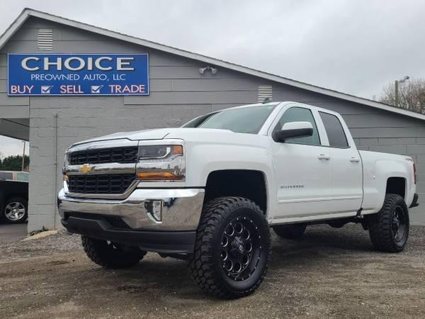 Photo 2016 Chevrolet 1500- Got a Silverado for sale - $28,990 (FORD GMC CHEVROLET TOYOTA DODGE)