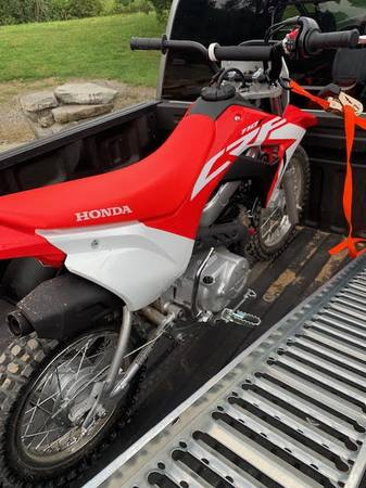 Photo 2021 Honda CRF 110 - $3,200 (Asheville)
