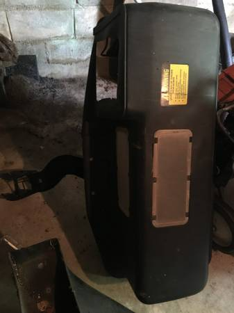Photo Bagger for a John Deere 240 38quot Lawn and Garden Tractor - $80 (Abingdon)