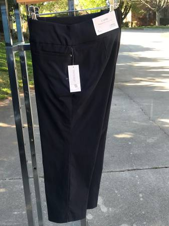 Photo Christopher  Banks Woman39s Shorts Size 6 Capri  BLACK - $30 (Knoxville)