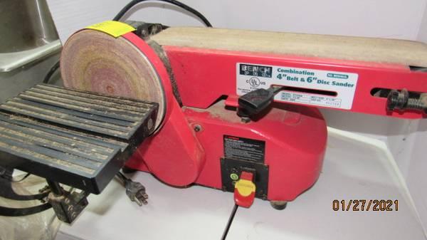 Photo Circular Saws, Drills, MW Home Shop Welder (Green Sulphur Springs)