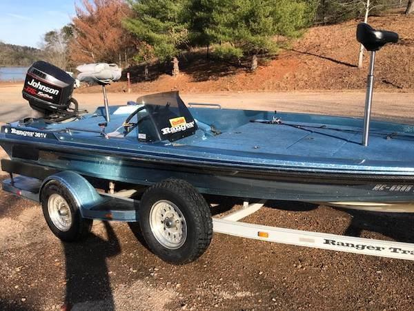 Photo For Sale 1993 Ranger Bass Boat - $6,900 (Wilkesboro)