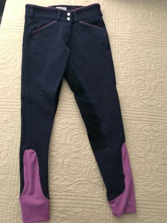 Photo Kerrits  Dover Breeches - size 26 - $35 (Tryon)