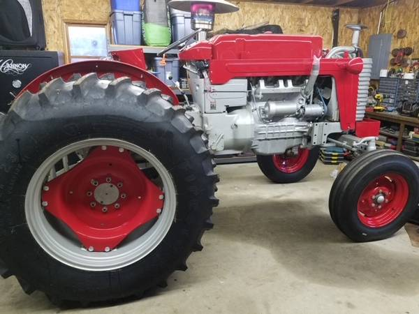 Photo MF 85 Tractor for sale - $15,000 (Galax)