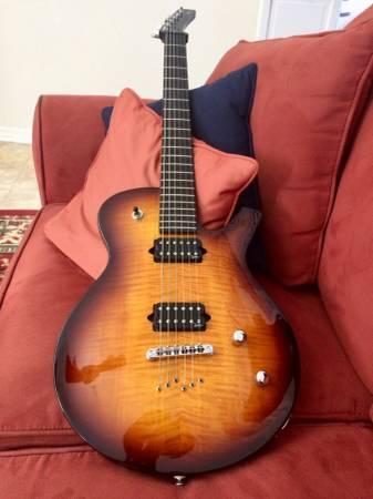 Photo Parker Hornet PM20 electric guitar - $600 (Hayesville)