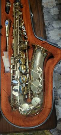 Photo Selmer Paris alto 80 Super Action II saxophone - $3,500 (South Asheville)