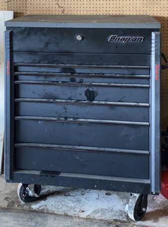 Photo Snap on tool box  tool chest - $850
