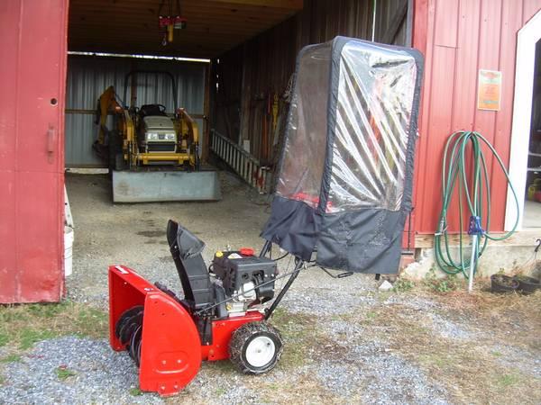 Photo Snowblower Yard Machines 624 - $350 (Blountville)