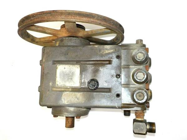 Photo Unknown Model Small Jetter or Large Pressure Washer Pump - $25