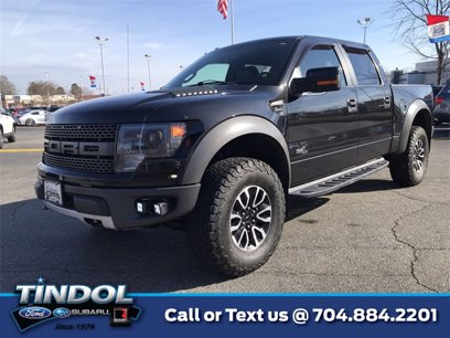 Photo Used 2013 Ford F150 4x4 Crew Cab SVT Raptor for sale