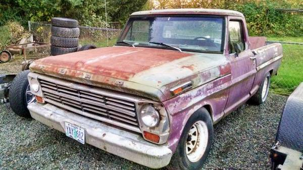Photo Wanted 67-79 F100 F150 Ford Trucks  Parts