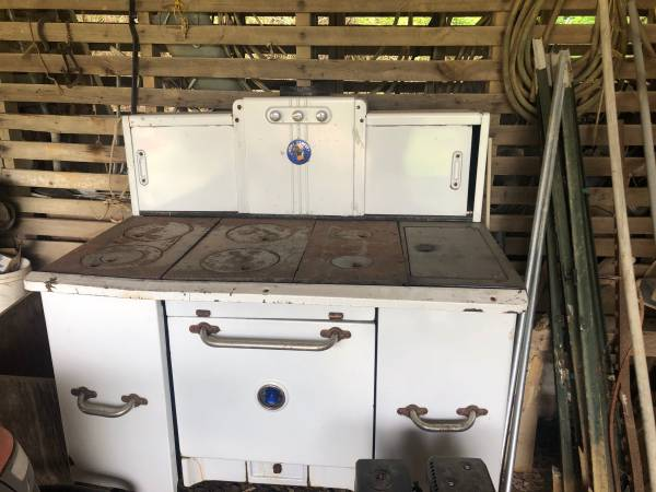 Photo Wood  Coal Cook Stove - $300
