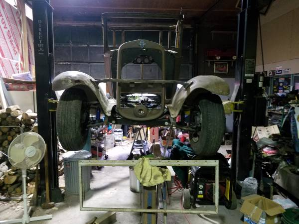 Photo 1931 Chevy truck project - $5000 (Redwood)