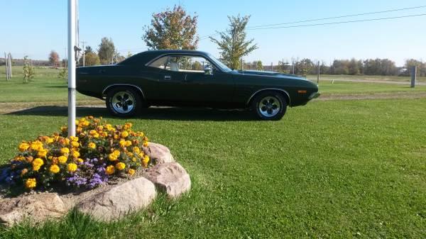 Photo 1973 Dodge Challenger - $97,500 (Clayton)