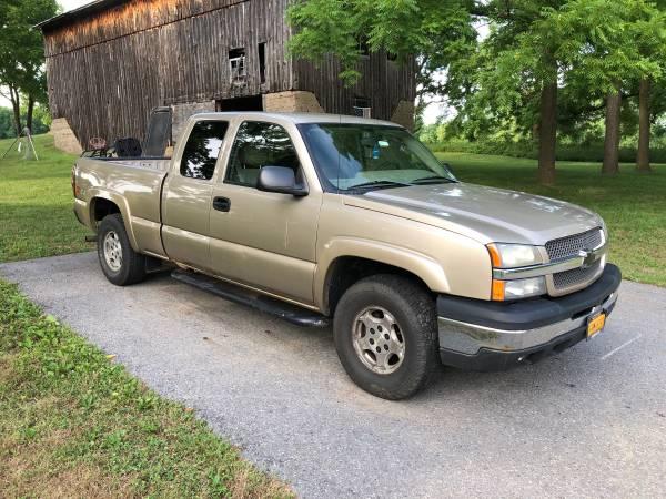Photo 2004 Chevy Silverado - $1500 (Memphis)