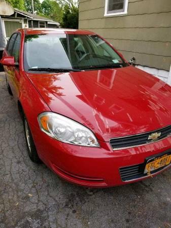 Photo 2008 Chevy Impala - $1,200 (Syracuse)