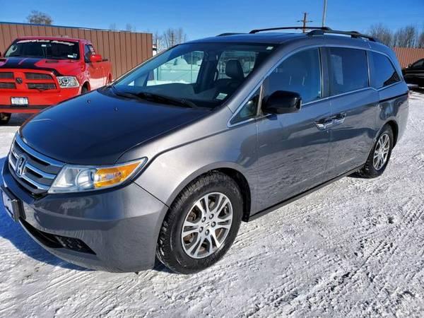 Photo 2013 Honda Odyssey - Good and Bad credit, reputable dealer 3 locations - $13995.00 (Jordan, ny)