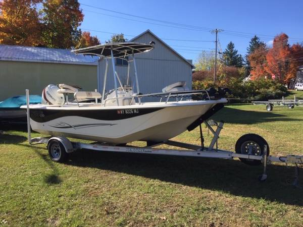 Photo 2014 1939 Carolina Skiff 198 DLV - $21,995 (Homer)