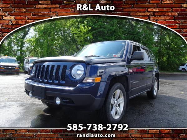 Photo 2014 Jeep Patriot Sport 4WD - $11995 (Spencerport, NY 14559)