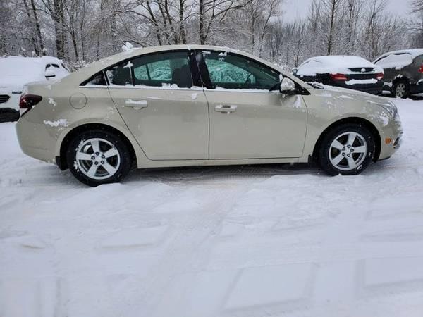 Photo 2016 Chevrolet Cruze Limited - Good and Bad credit, reputable dealer 3 - $10995.00 (Jordan, ny)
